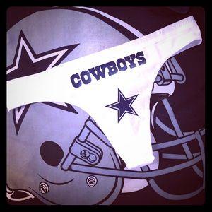 Dallas cowboys panties